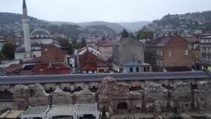 Xanthus na podnikatelské misi na jihu Evropy - Sarajevo